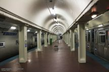 Monroe - Cta Blue Line Subwaynut