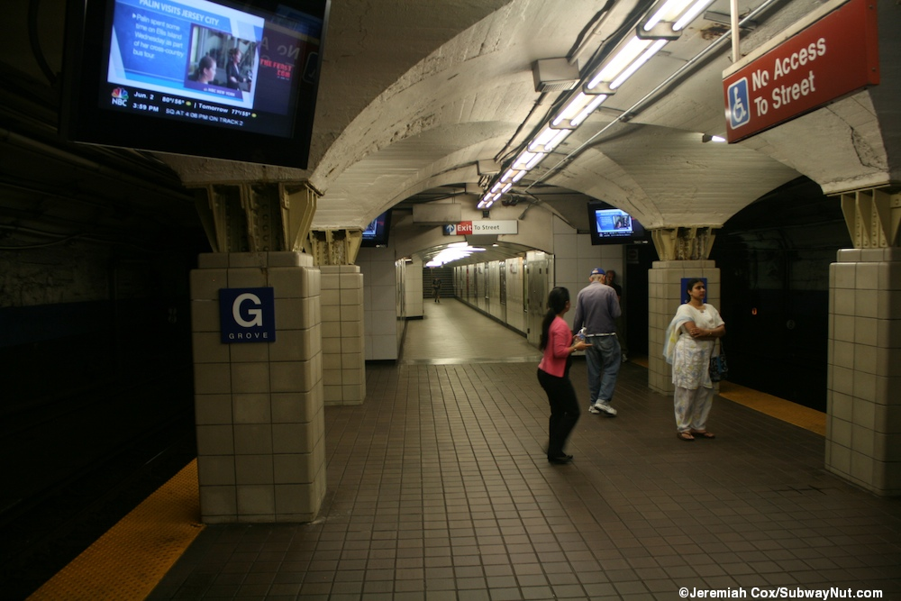 Grove Street PATH  The SubwayNut