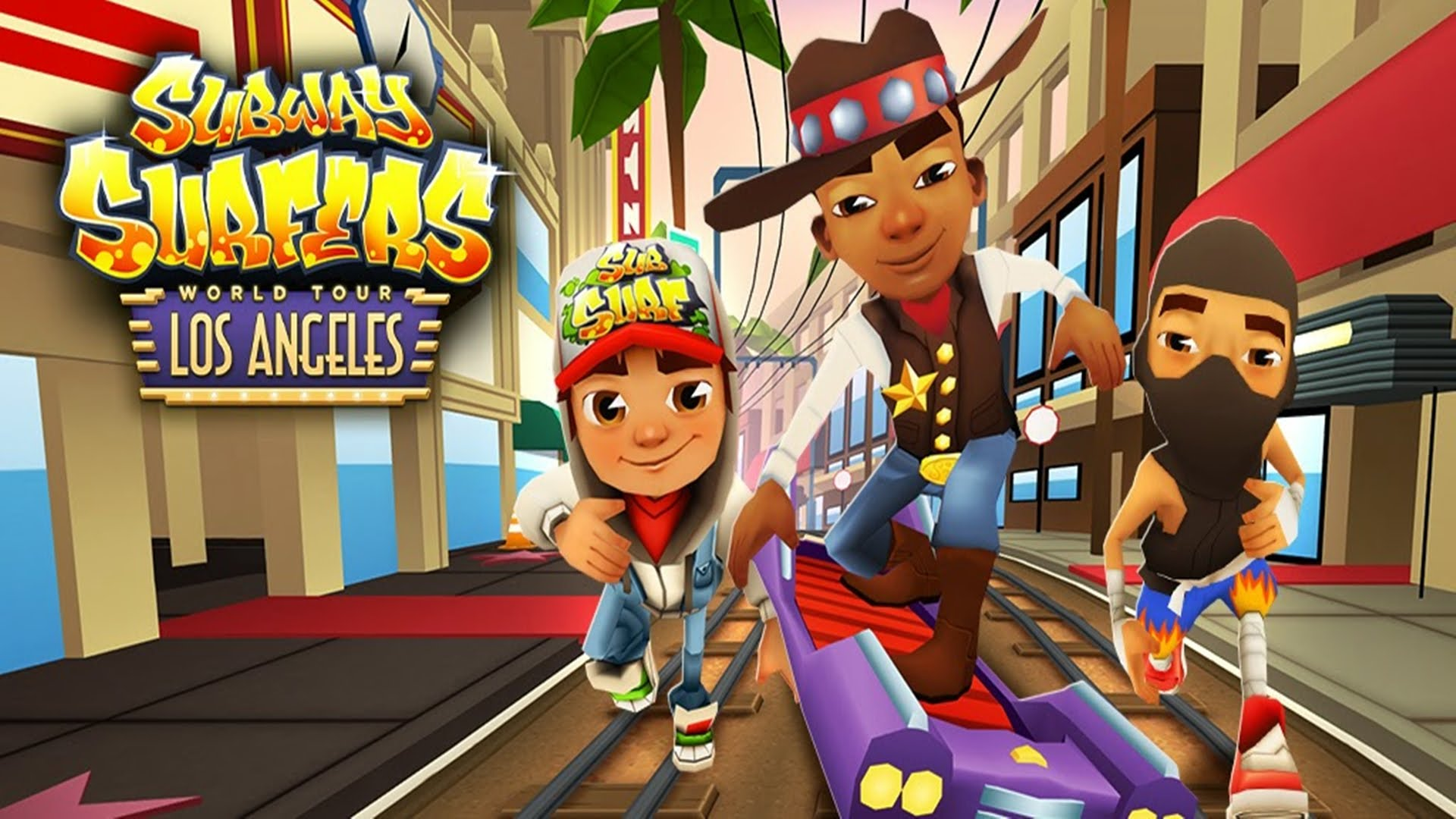 Subway Surfers Game 2 Subway Surfers Game