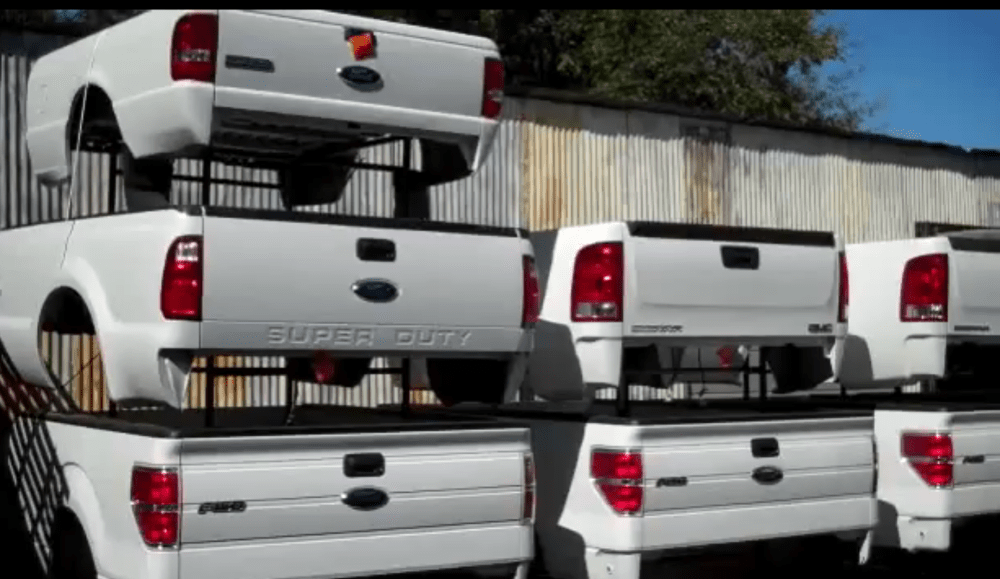 medium resolution of pickup truck beds tailgates used takeoff sacramento california