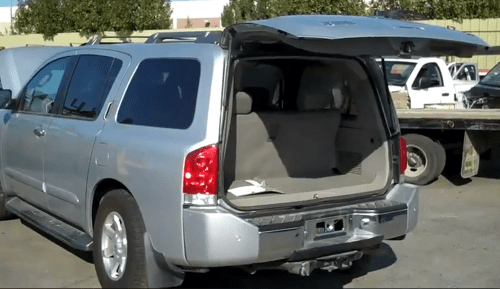 small resolution of 2004 nissan armada 5 6l automatic 2wd