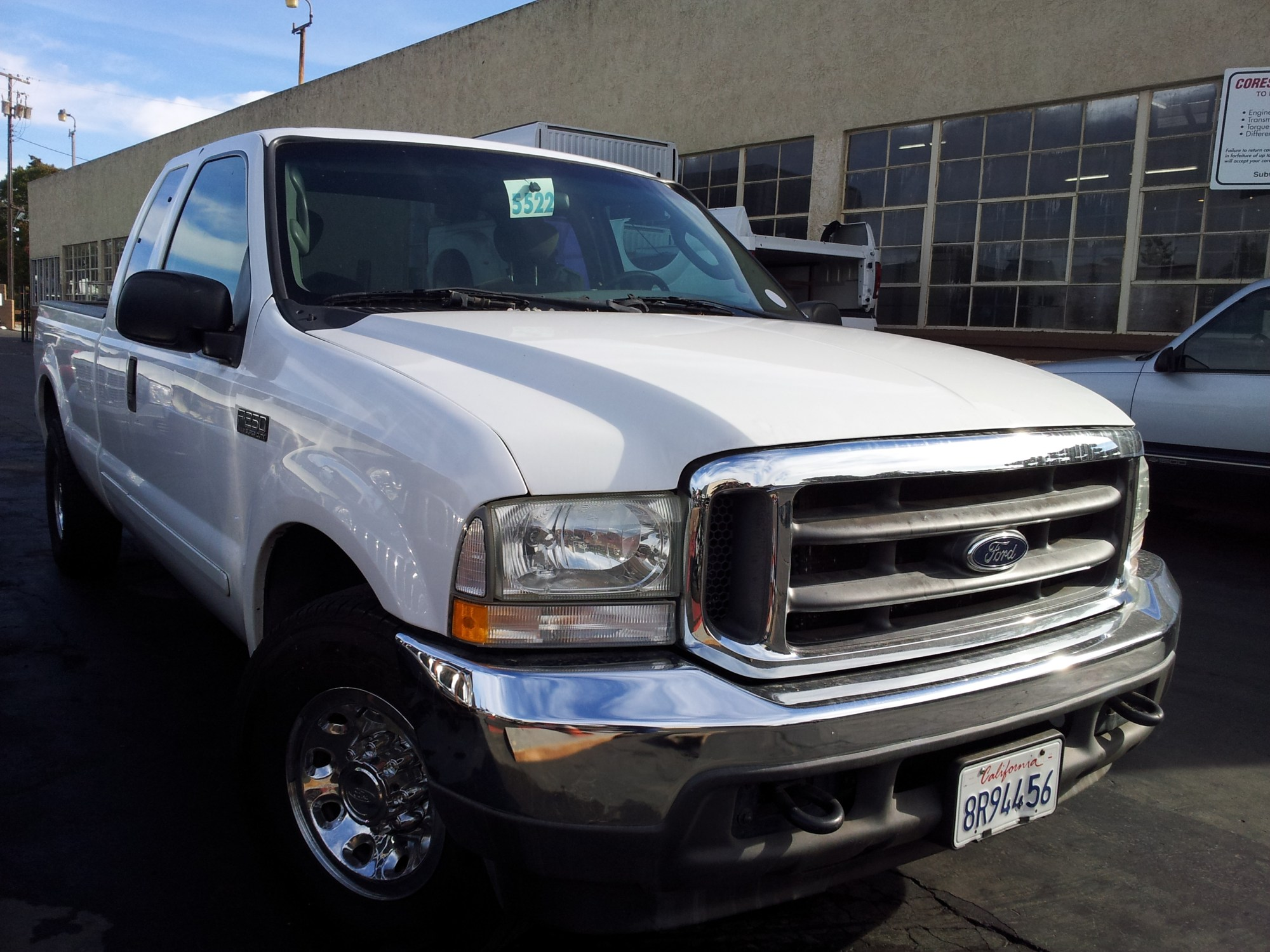 hight resolution of 2003 ford f 350 5 4l 2wd used ford f350 parts