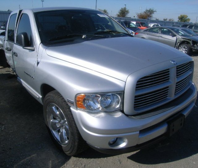 2004 Dodge Ram 1500 Quad Cab 5 7l Hemi Used Dodge Ram Truck Parts In Sacramento Ca