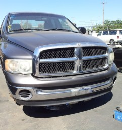 used parts 2003 dodge ram 1500 quad cab 4 4 4 7l v8 45rfe auto [ 2048 x 1536 Pixel ]