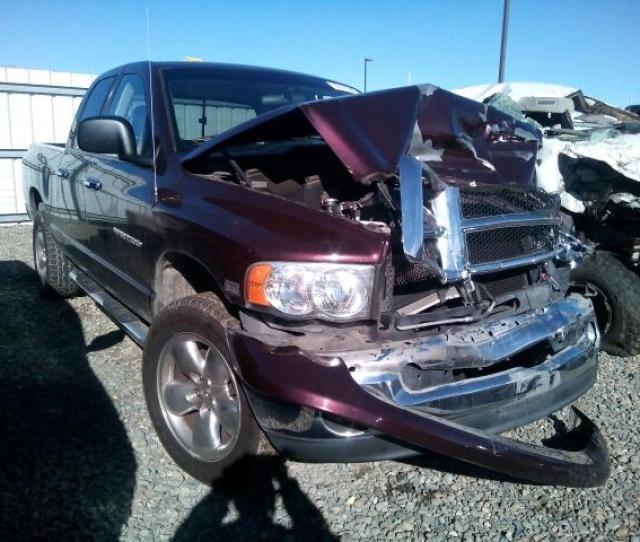 Used Parts 2004 Dodge Ram Xl Hemi Engine