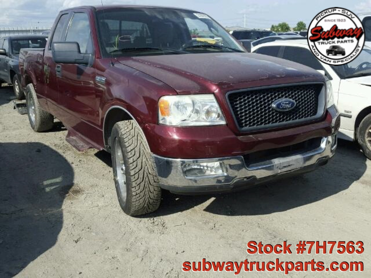 hight resolution of used parts 2005 ford f150 xlt 5 4l 4 2