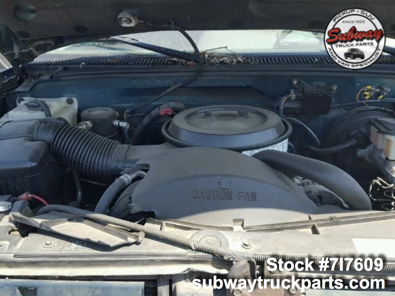 hight resolution of used parts 1995 gmc sierra 2500 5 7l 4 4