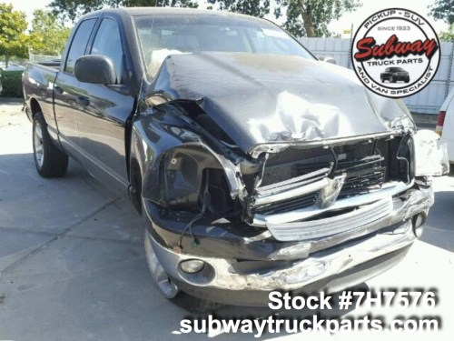 small resolution of used parts 2007 dodge ram 1500 5 7l 4 4
