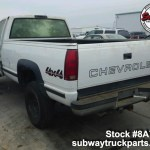 Used 1999 Chevrolet Silverado 2500 Parts For Sale Subway Truck Parts