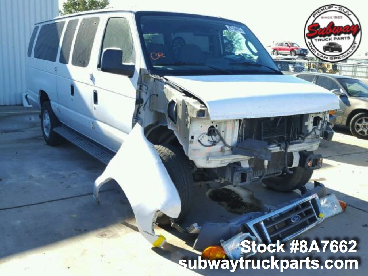 hight resolution of used parts 2006 ford e350 xlt 5 4l van