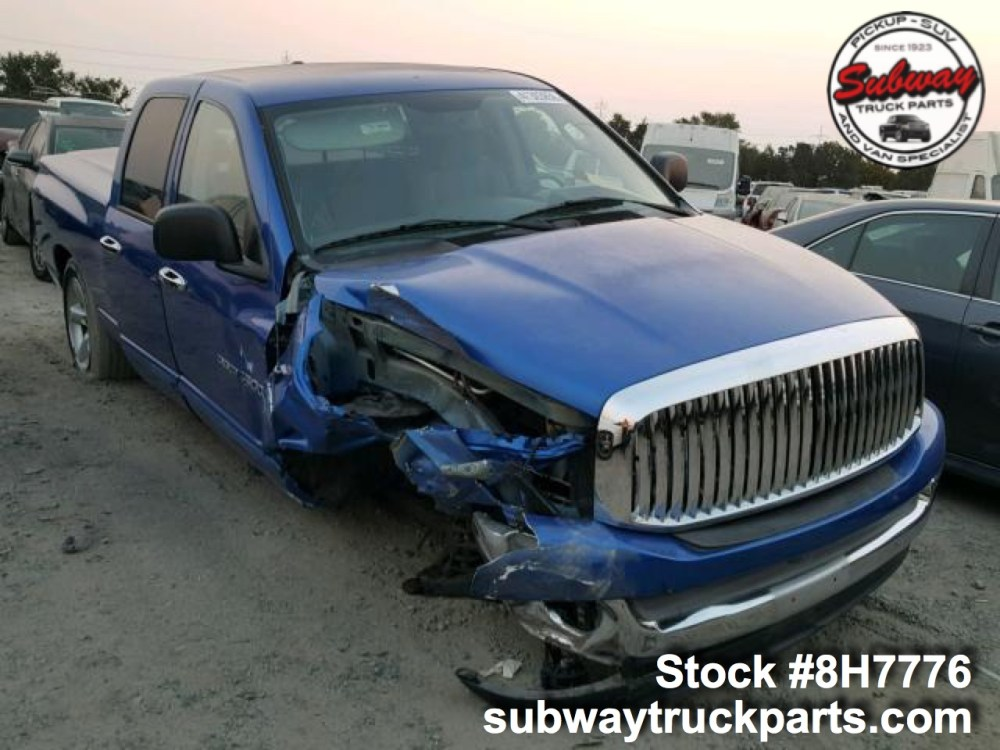 medium resolution of used parts 2007 dodge ram 1500 5 7l 4 2