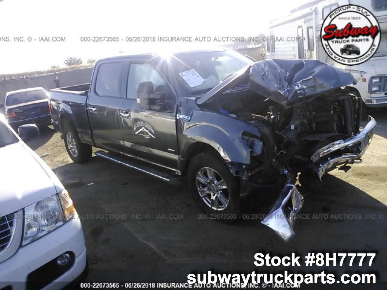 hight resolution of used parts 2015 ford f150 3 5l fx4 4 4