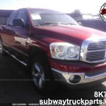 Used Parts 2008 Dodge Ram 1500 5 7l 4x4 Subway Truck Parts Inc Auto Recycling Since 1923