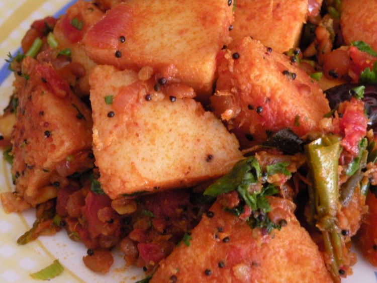 Chilli Idli ( Breakfast )