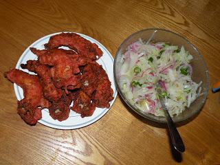 Jumbo Shrimp Fry ( Appetizer )