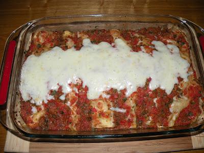 Easiest Enchilada