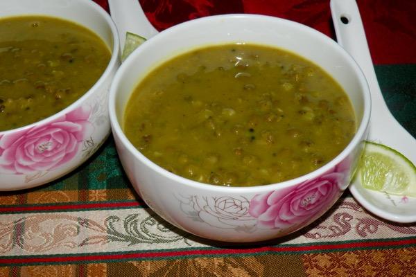 Mung Bean Soup 2