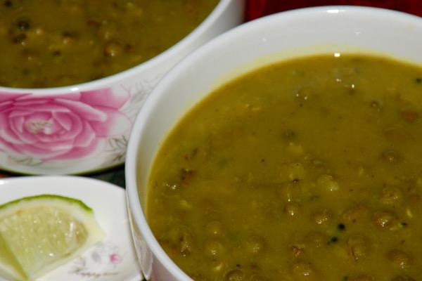 Mung Bean Soup 3
