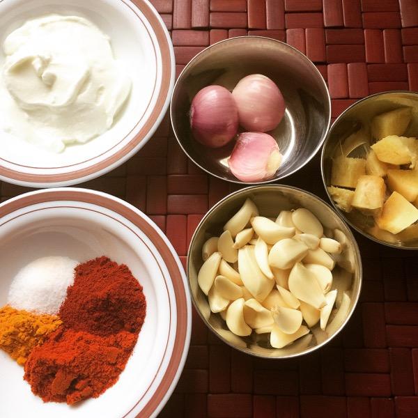 Nadan Chicken Fry / Kerala Style Chicken Fry