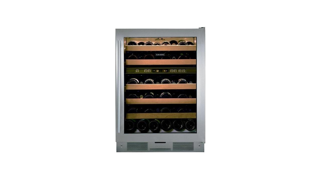 undercounter wine storage sub zero wolf