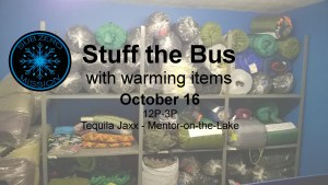 Stuff the Bus at Tequila Jaxx