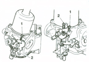 Type HIF Carburetter SU Carburetters MGB HIF Carburetor