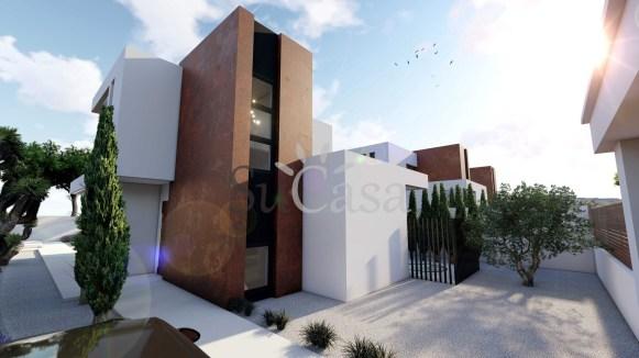 San Juan - Imagen externa alternativa - Corten