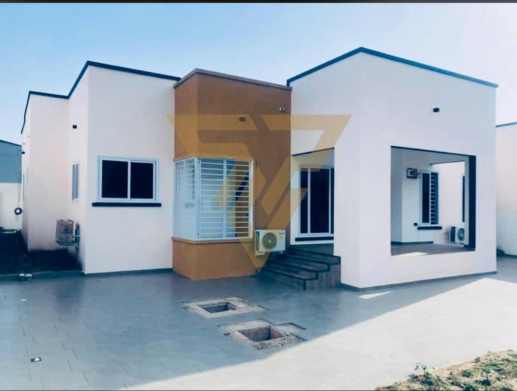 The prefab house is practically all windows. Buy House In Accra 3 Bedroom House For Sale At Oyarifa Accra Ghana