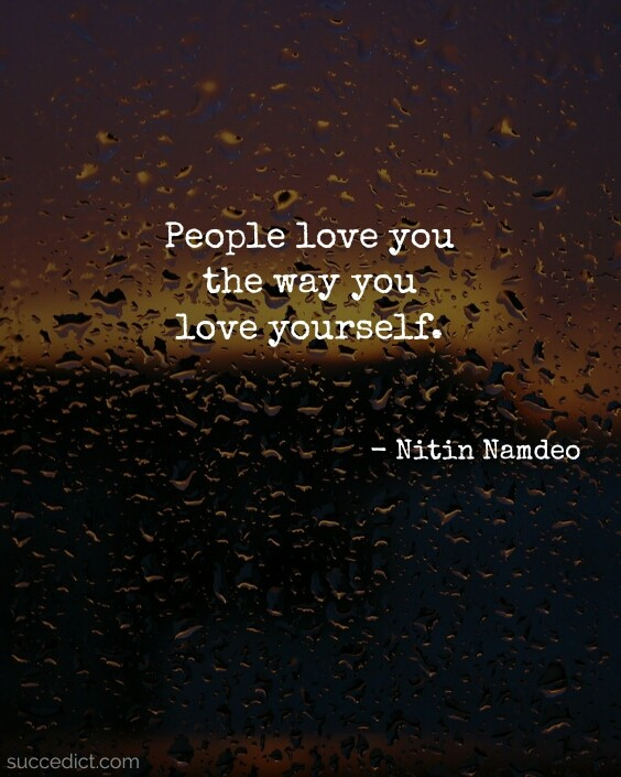 Love Yourself Quotes For Instagram : yourself, quotes, instagram, Quotes, Yourself, Captions, Succedict
