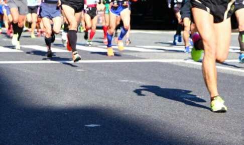 マラソン画像