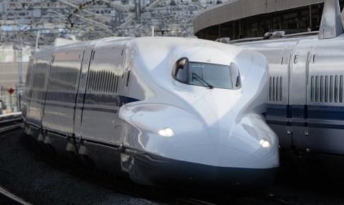新幹線(N700)の画像