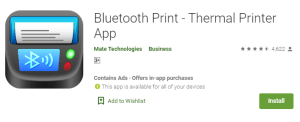 Cara Ngeprint Lewat Bluetooth