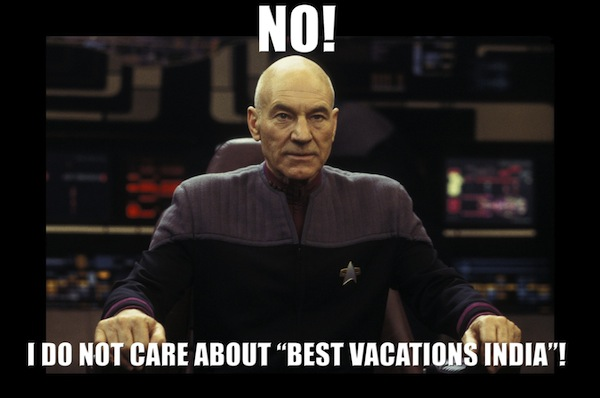 Captain Picard hates spam
