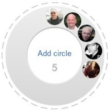 Google Plus Shared Circle March 2013