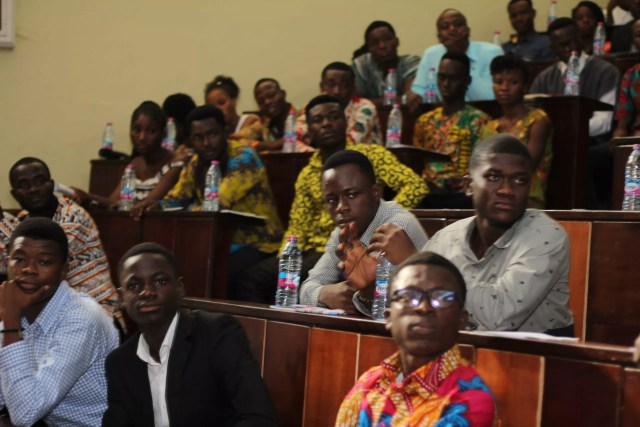 KNUST Students' Parliament House