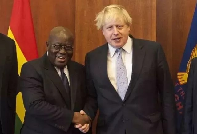 Ghana's President, Nana Akufo-Addo, has wished the Prime Minister of the United Kingdom (UK) a speedy recovery from the Coronavirus disease.