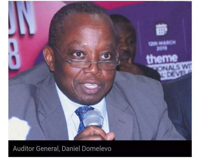 Akufo-Addo ordering Domelevo to go on leave is an attempt to cover-up government's Covid-19 spending – Minority