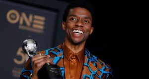 Black Panther Star, Chadwick Boseman