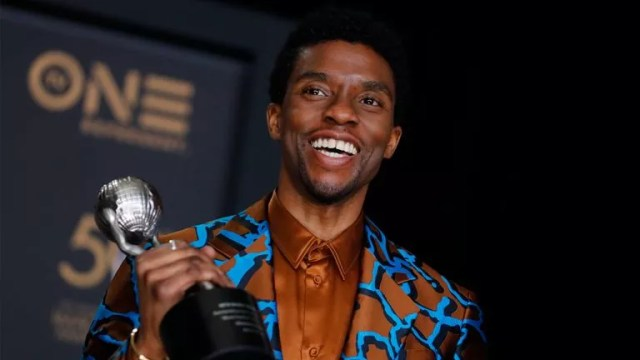 Black Panther Star, Chadwick Boseman