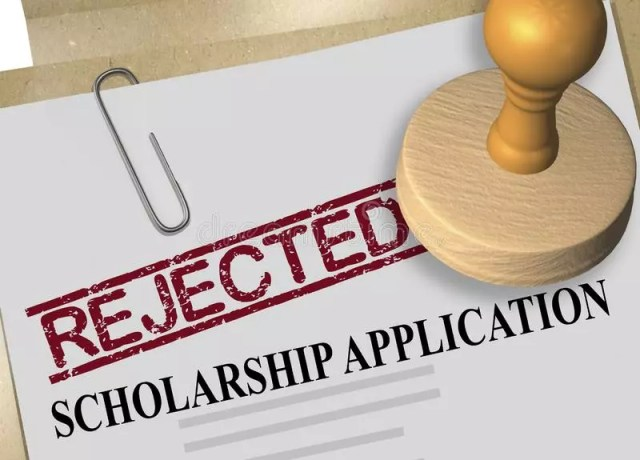 5 Top Reasons Why Your Scholarship Application Is Rejected