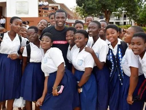 Category B Schools Greater Accra Region