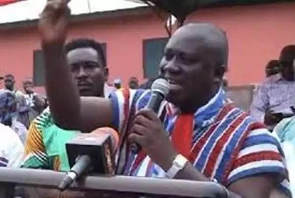 Breaking: Mfantseman MP Shot Dead