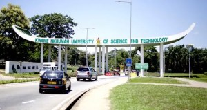 Official: KNUST Freshers To Report on 9th January, Continuing Students On 16th January, 2021