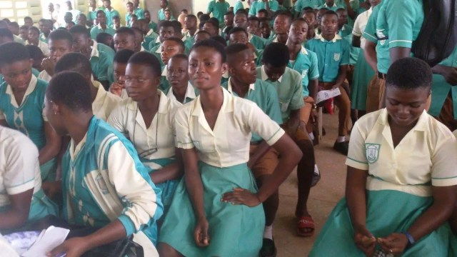 Category A Schools In Ahafo Region