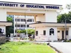 UEW Residential Fees