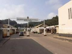 KNUST Obuasi Campus Pictures