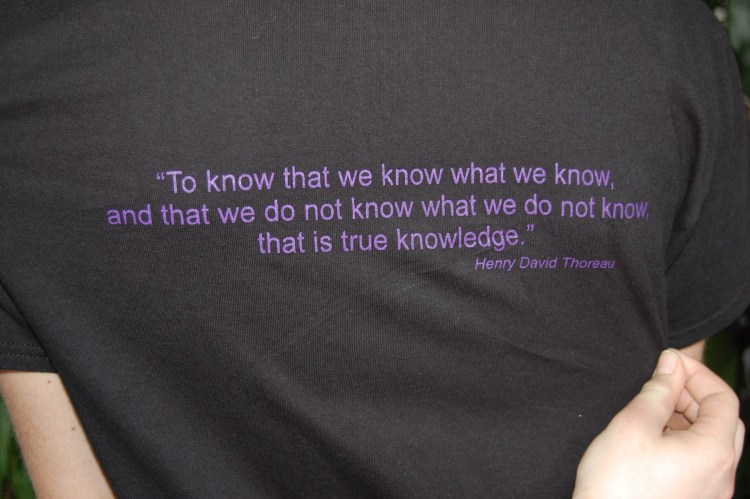 KB Shirt Quote