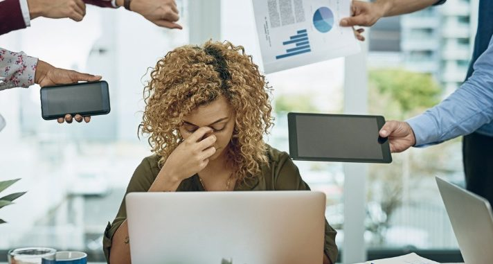 5 Things to Do if You Feel Overwhelmed by Work