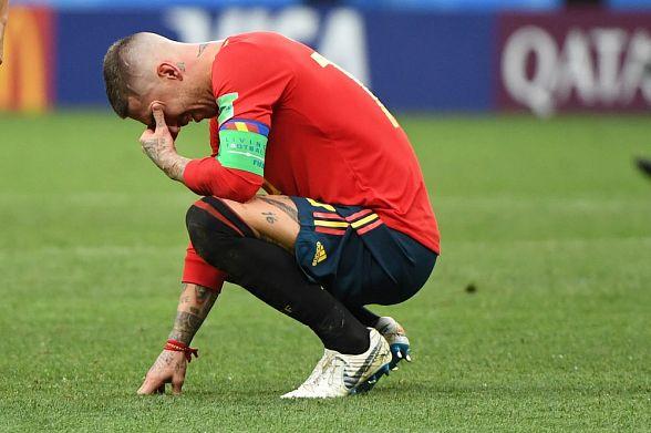 Поставил на Испанию против сборной России. Футбол ЧМ-2018