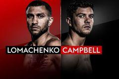 Ломаченко – Кэмпбелл (31 августа). Прогноз на бой. Бокс